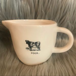 Other - Rae Dunn cow pour
